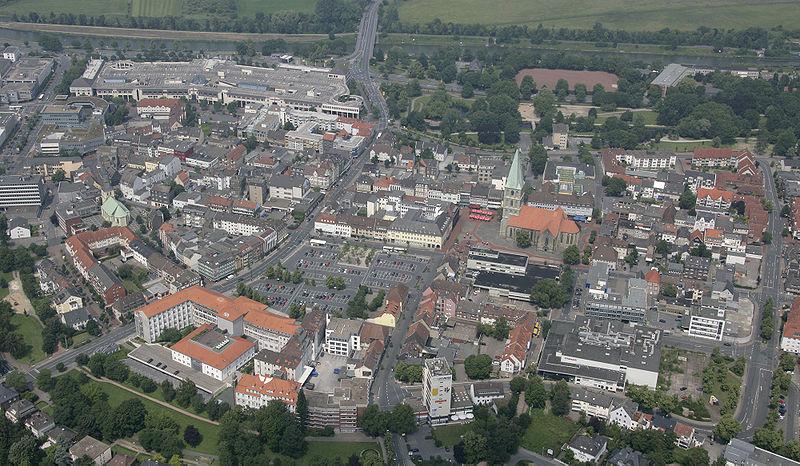 File:Hamm Luftbild Innenstadt 2007.jpg