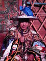 Hamtdaa Mongolian Arts Culture Masks - 0118 (5568092749).jpg