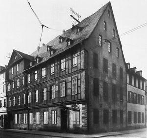 Heraeus - The Einhorn Apothecary in Hanau