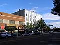 Hanchett Block, 307 State Street, Beloit, WI, West Side.JPG