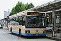 Hankyu Bus 5016 at Kobe Station.JPG