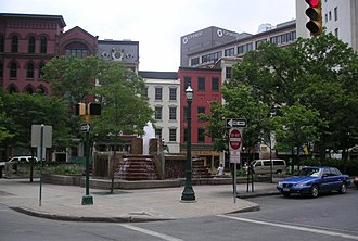 Hanover Square, Syracuse - Image: Hannover Square Syracuse