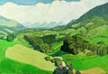 Hans Brühlmann - Toggenburger Landschaft (Churfirsten) 1907 .jpg