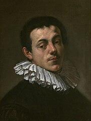 Portrait of Painter Josef Heintz