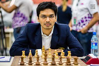 Pentala Harikrishna Indian chess player