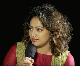 Hariprriya Indian actress