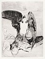 Harpy (1894) by Edvard Munch. Original from The Art Institute of Chicago. Digitally enhanced by rawpixel. (50434740342).jpg