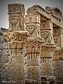 Hathoric columns,Philae Temple.jpg