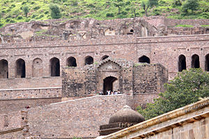Bhangarh Fort - Exterior of Bhangarh Fort