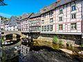 Hauser und Rur in Monschau Bild 2 genommen vom Markt.jpg