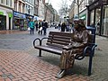 Have a wee seat, Perth - geograph.org.uk - 777324.jpg