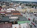 Havlíčkovo náměstí - střechy - Havlíčkův Brod.JPG