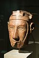 Head of king, Kalocsa, 1200-1225, exh. Benedictines NG Prague, 150774.jpg