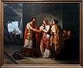 Hector greets Andromaca and Astyanax - Francesco Hayez.jpg