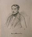Heinrich Friedrich Link. Pencil drawing by C. E. Liverati, 1 Wellcome V0003584.jpg