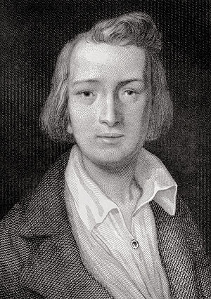 Tony Johannot - Image: Heinrich Heine 1837