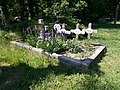 Heldenfriedhof, ungarische Soldaten, 2021 Velence.jpg