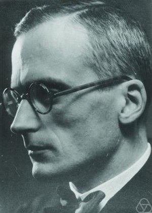 Hellmuth Kneser - Hellmuth Kneser, ca. 1930.