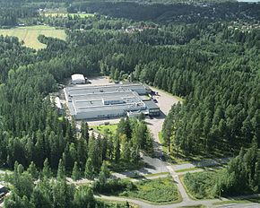 Helvar Oy main office in Finland.jpg