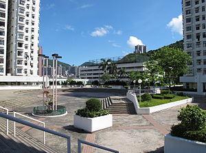 Heng Fa Chuen - Heng Fa Chuen Residential Podium