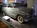Henry Ford Museum August 2012 57 (1950 Plymouth Deluxe Suburban station wagon).jpg