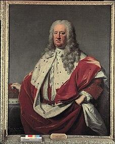 Henry OBrien, 8th Earl of Thomond Irish politician (1688-1741)