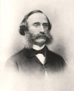 Aerial steam carriage - William Samuel Henson (1812–1888)