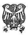 Herb Pakości wg Vossberga (1866).png