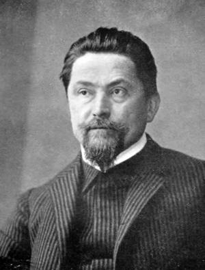 Hermann Stehr - Hermann Stehr in 1911