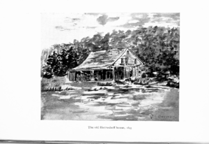 Old Forge, New York - Herreshoff House in 1895