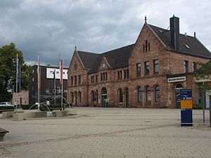 bad hersfeld station wikipedia. Black Bedroom Furniture Sets. Home Design Ideas