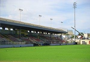 Hibernians Stadium - Image: Hibernians Ground