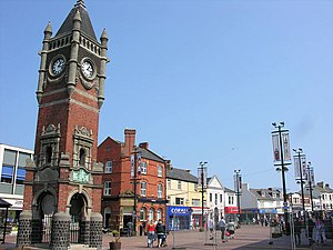 Redcar and Cleveland - Redcar High Street