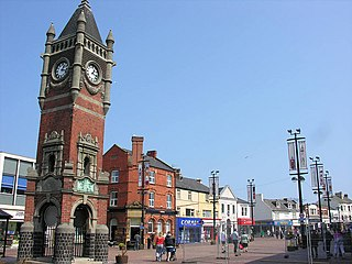 Redcar and Cleveland Place in England