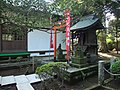 Hirakawa Inari Shrine (平川稲荷神社) in Saicho-ji (西澄寺) - panoramio.jpg