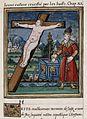 Histoires Prodigieuses; Jeune enfant crucifie... WMS 136 Wellcome L0025538.jpg