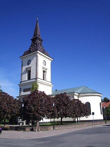 Kirche von Hjo