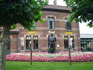 Hoeilaart - Image: Hoeilaart station 10