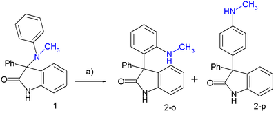 Hofmann-Martius Rearrangement of 3-N-Aryl-2-oxindoles