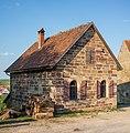 Hohenloher Freilandmuseum - Baugruppe Weinlandschaft - Gemeindebackhaus aus Beilstein - Ansicht von SW.jpg