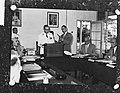Hollandia Nieuw Guinea. 2e Conferentie van de vertegenwoordigers van de beide de, Bestanddeelnr 911-0853.jpg