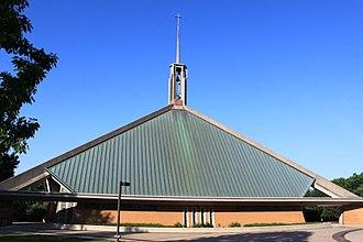 Concordia University Ann Arbor - Chapel of the Holy Trinity
