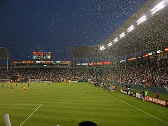 2009 CONCACAF Gold Cup - Image: Home Depot Center 1