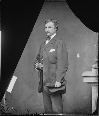 Henry Winter Davis - Image: Hon. Henry W. Davies, Md NARA 528664