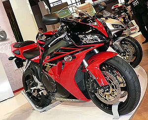 honda fireblade wikipedia. Black Bedroom Furniture Sets. Home Design Ideas