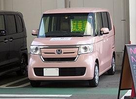 Honda N-BOX G・EX Honda SENSING (DBA-JF3).jpg