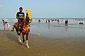 Horse Riding - New Digha Beach - East Midnapore 2015-05-01 8820.JPG
