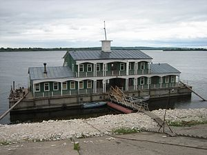 Charles Herbert - Image: Houseboat