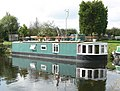 Houseboat near The Otter - geograph.org.uk - 554874.jpg