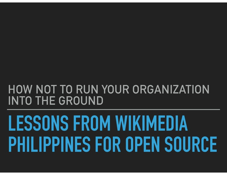 File:How to NOT Run Your Organization into the Ground.pdf